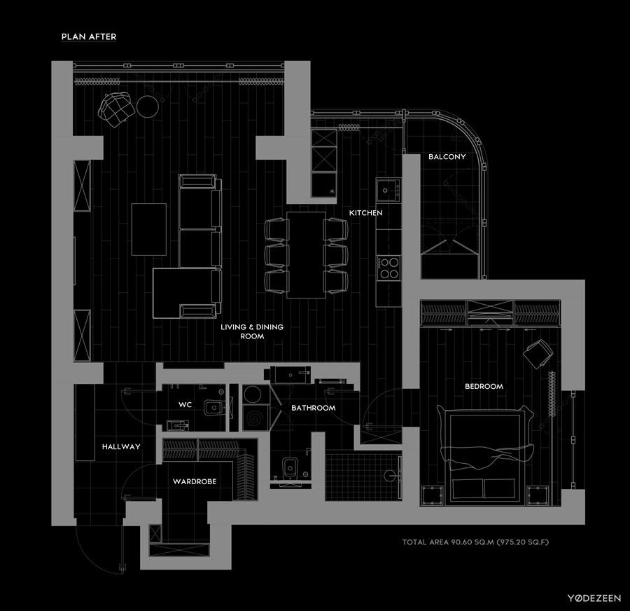 Residence on street Staromavodnitskaia by YoDezeen 23