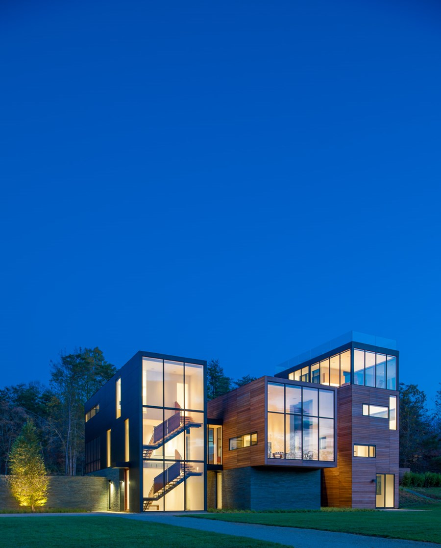 Spings Lane by Robert M. Gurney, FAIA  Architect 03