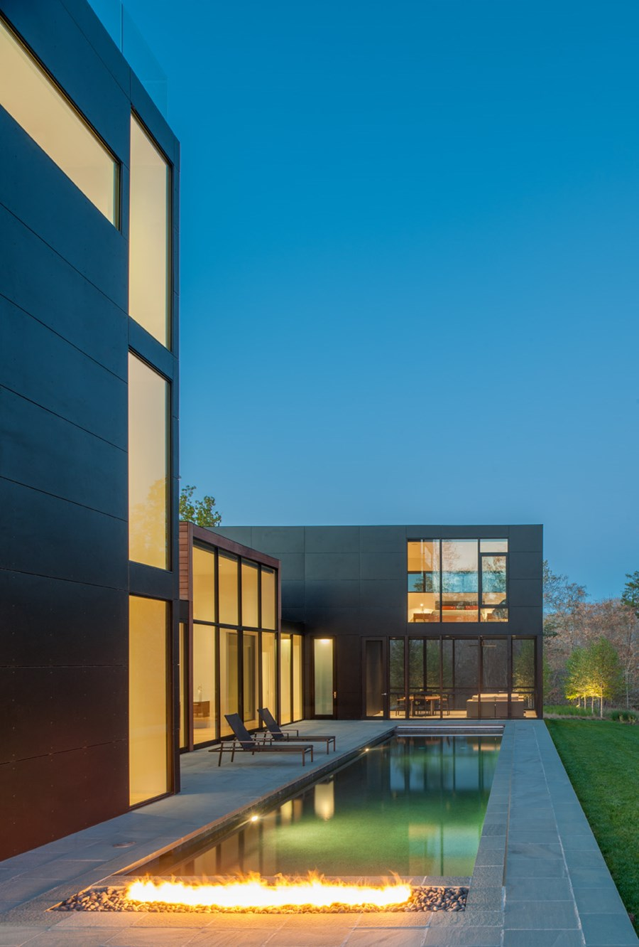 Spings Lane by Robert M. Gurney, FAIA  Architect 05