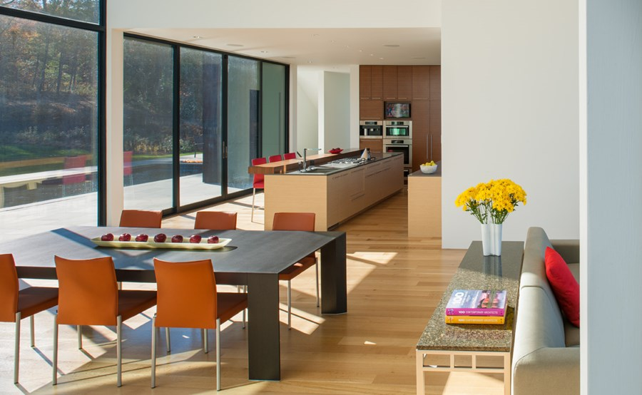 Spings Lane by Robert M. Gurney, FAIA  Architect 08