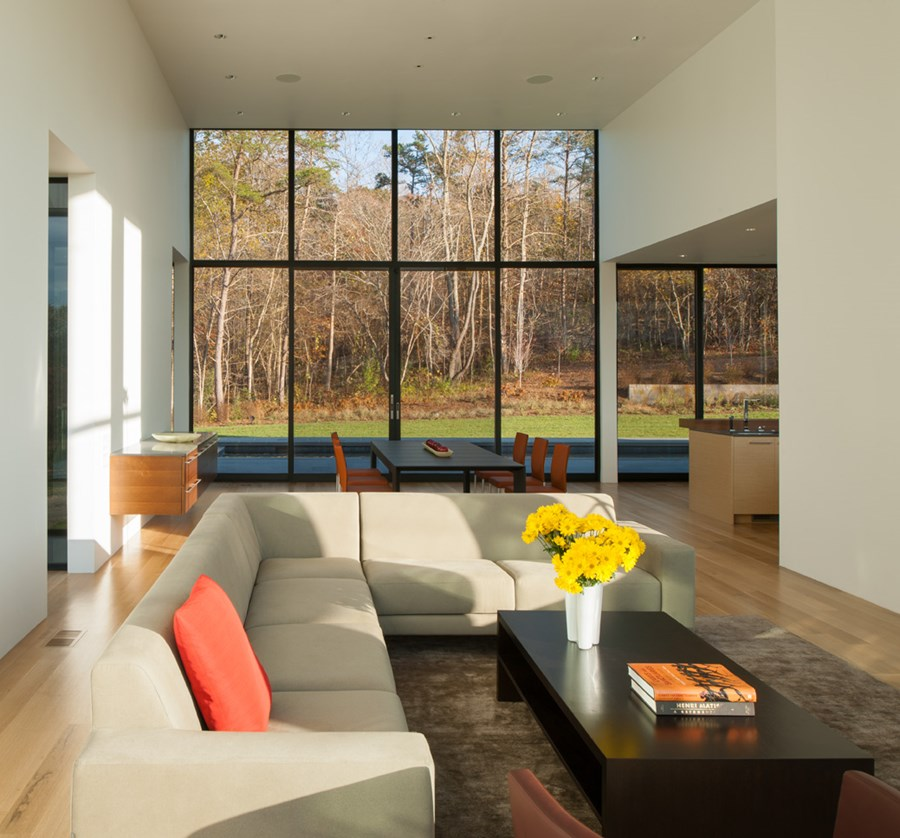 Spings Lane by Robert M. Gurney, FAIA  Architect 09