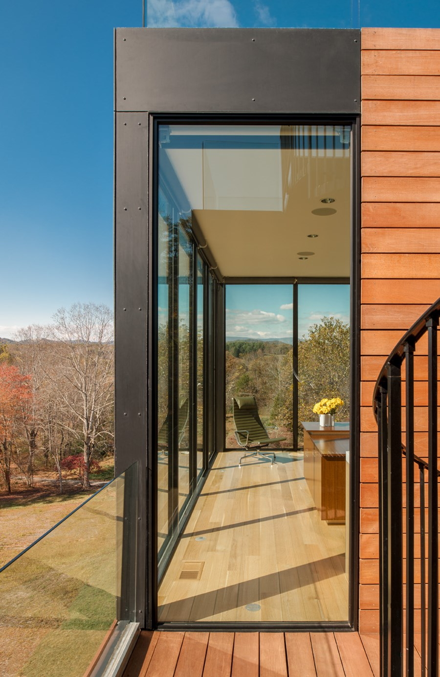 Spings Lane by Robert M. Gurney, FAIA  Architect 12