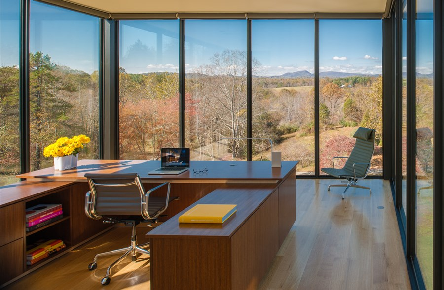 Spings Lane by Robert M. Gurney, FAIA  Architect 14