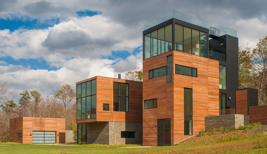 Spings Lane by Robert M. Gurney, FAIA  Architect 20