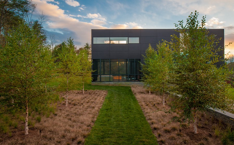 Spings Lane by Robert M. Gurney, FAIA  Architect 21