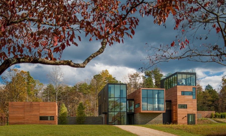 Spings Lane by Robert M. Gurney, FAIA  Architect 22