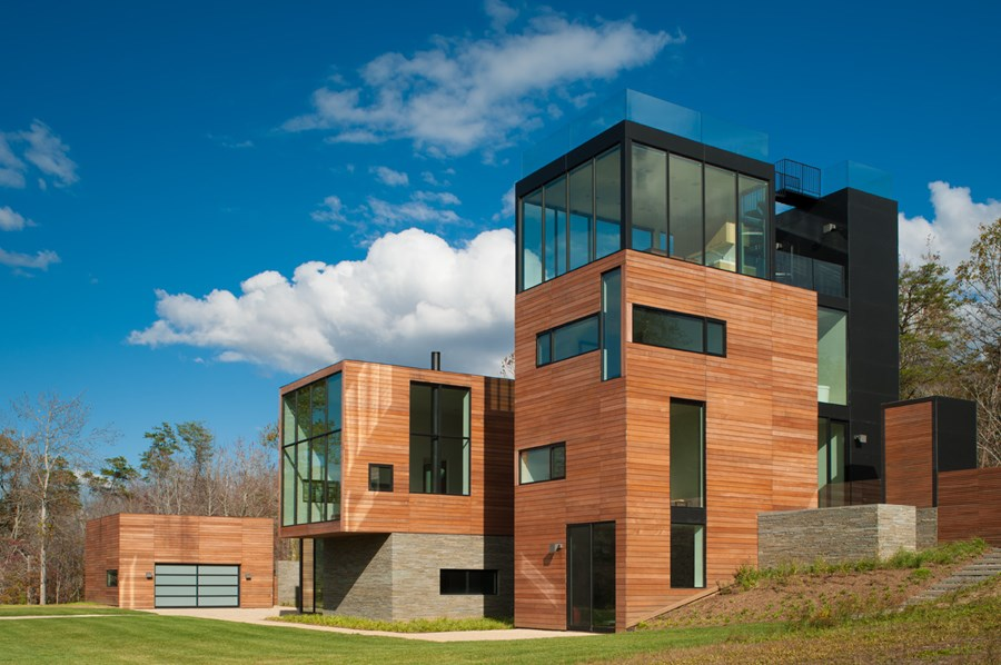 Spings Lane by Robert M. Gurney, FAIA  Architect 23