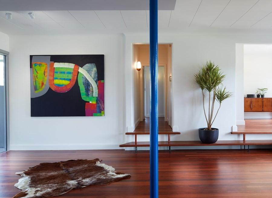 The Boulevard, City Beach house by Mark Aronson Architecture 13