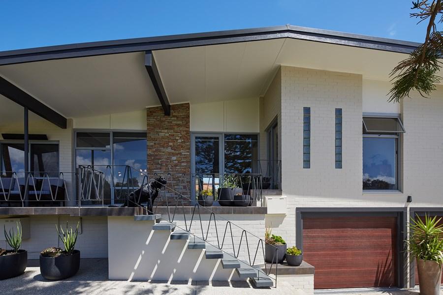 The Boulevard, City Beach house by Mark Aronson Architecture 19
