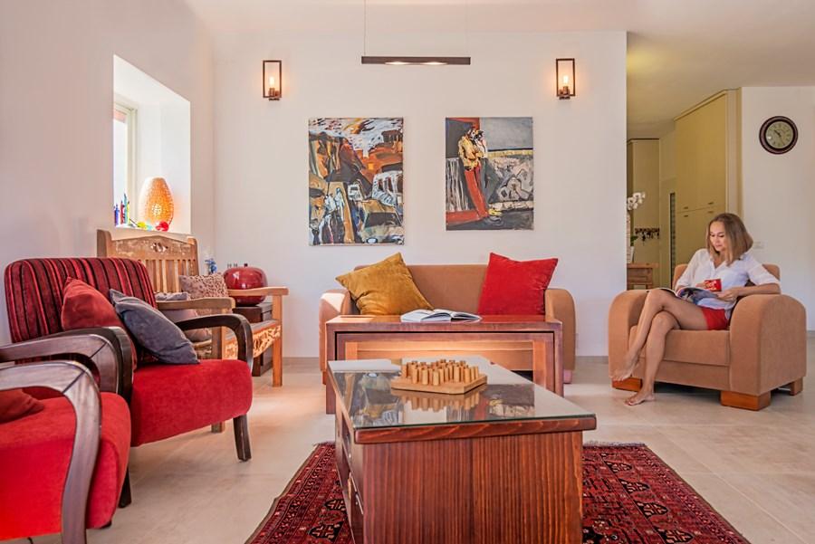Apartment in Haifa by Irena Elbaz 03