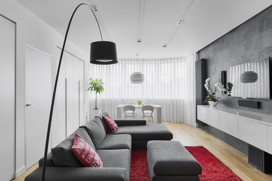 Apartment in Moscow by m2project 01