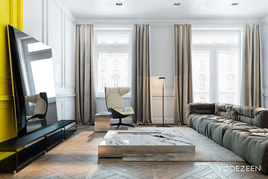 apartment in nice by yodezeen myhouseidea