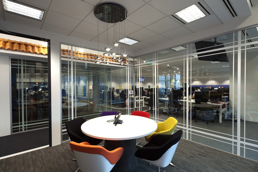 Booking.com's Singapore office by ONG&ONG group 18
