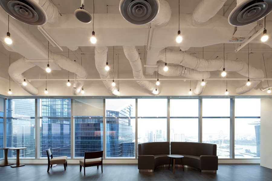 Booking.com's Singapore office by ONG&ONG group 20