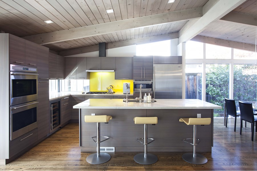 Brown & Kaufman Remodel by Klopf Architecture 02