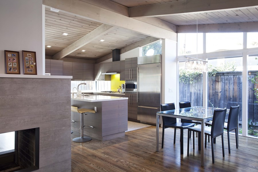 Brown & Kaufman Remodel by Klopf Architecture 03