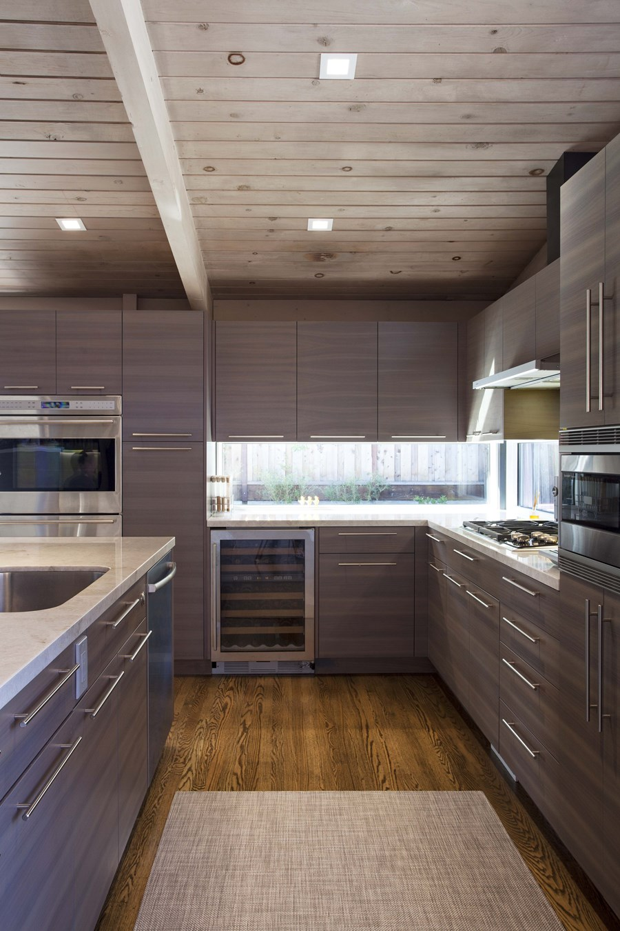 Brown & Kaufman Remodel by Klopf Architecture 04