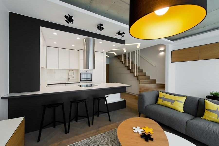 Butas River loft by In Arch 02
