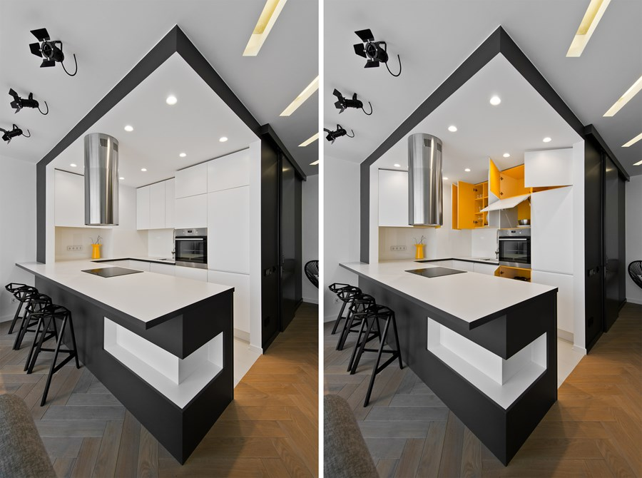 Butas River loft by In Arch 05