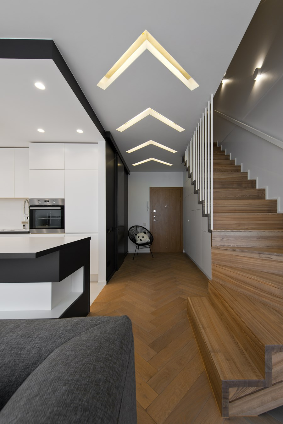 Butas River loft by In Arch 08