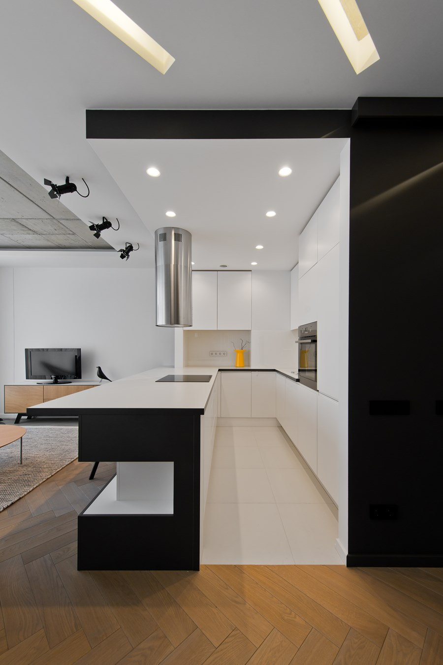 Butas River loft by In Arch 09
