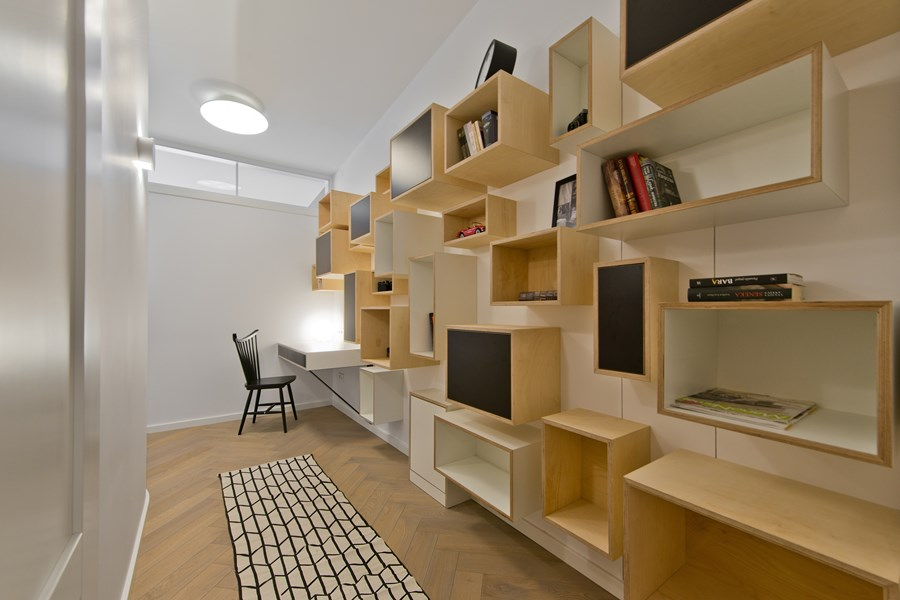 Butas River loft by In Arch 15