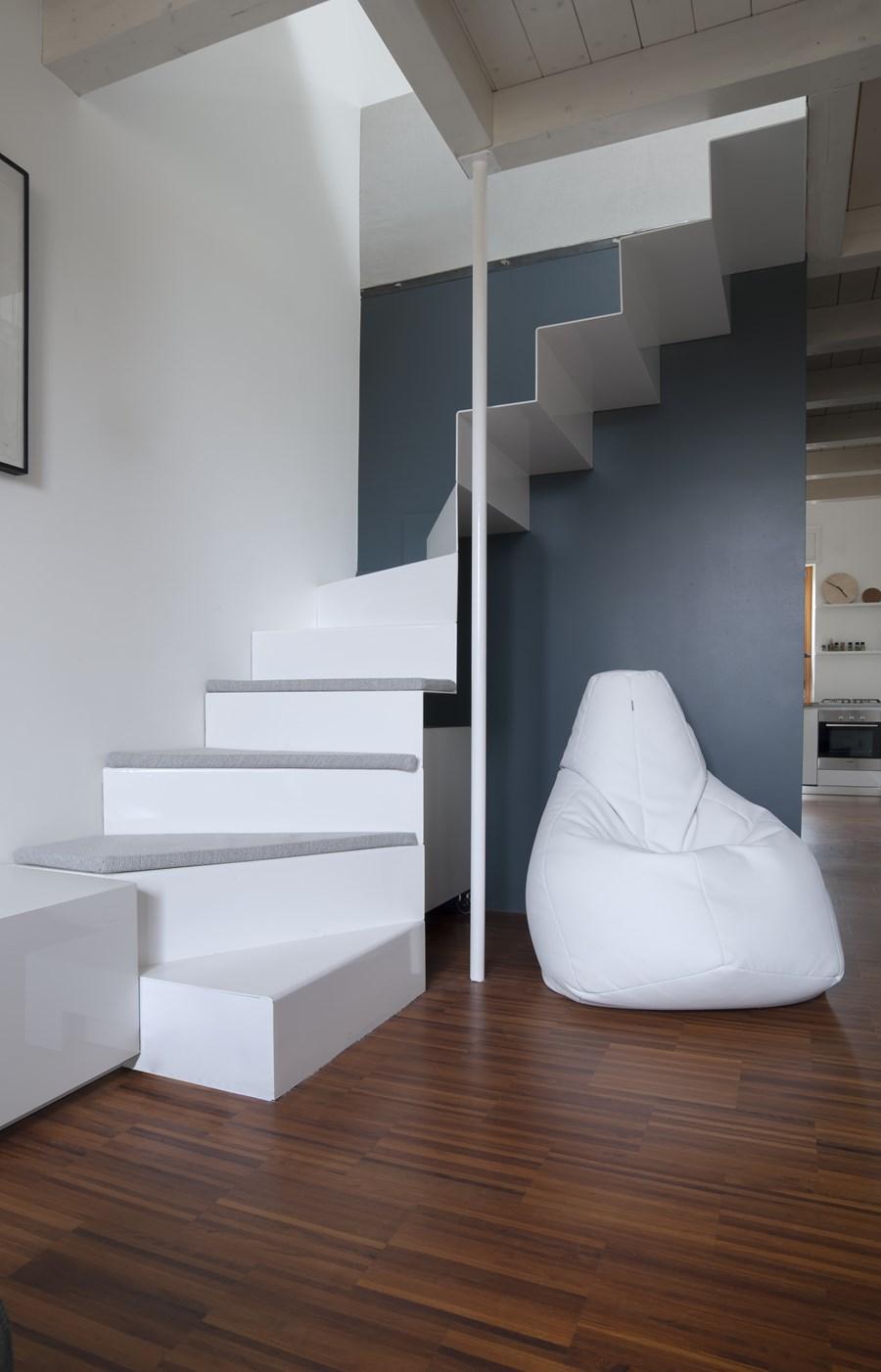 CPR attic refurbishment and extension by Piùerre 02