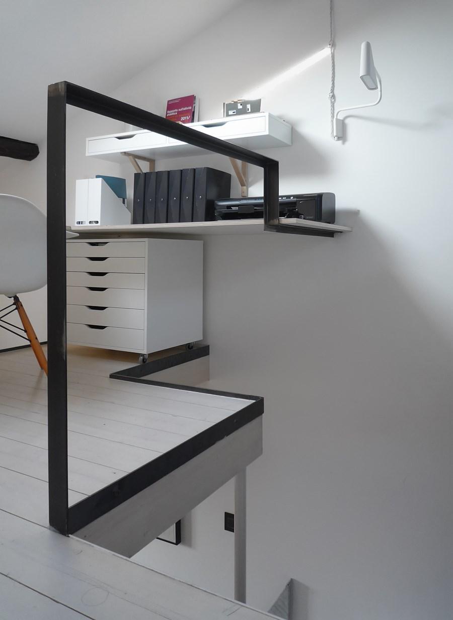 CPR attic refurbishment and extension by Piùerre 04