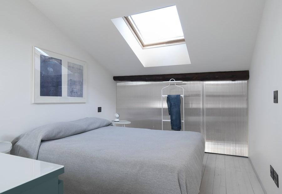 CPR attic refurbishment and extension by Piùerre 14
