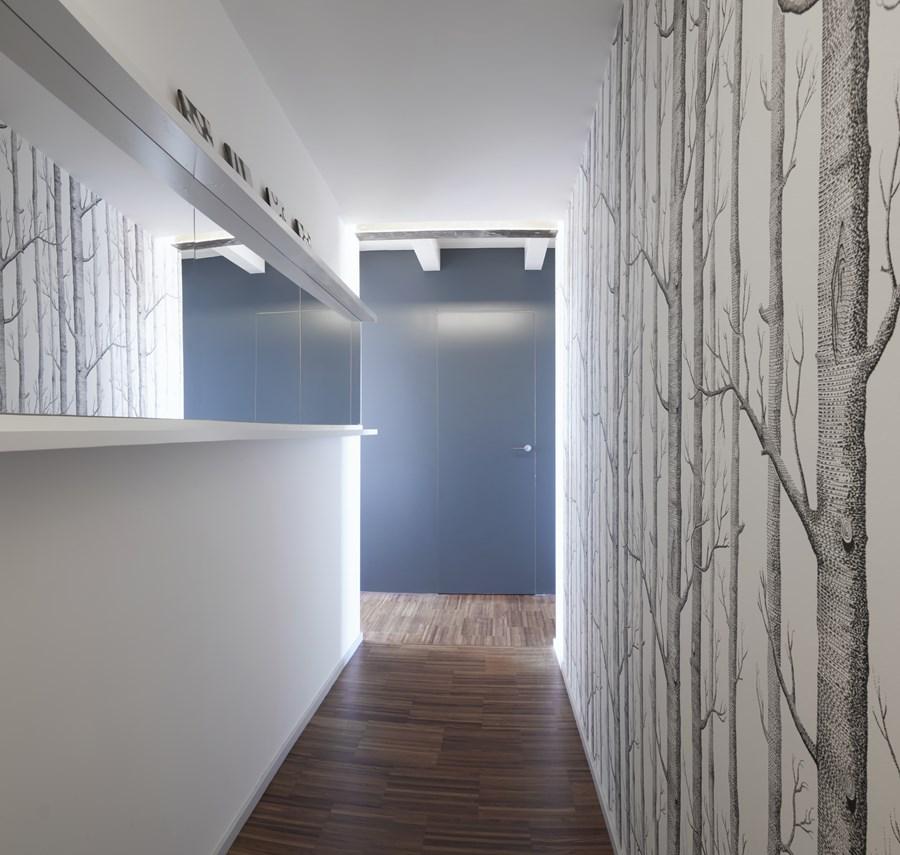 CPR attic refurbishment and extension by Piùerre 15