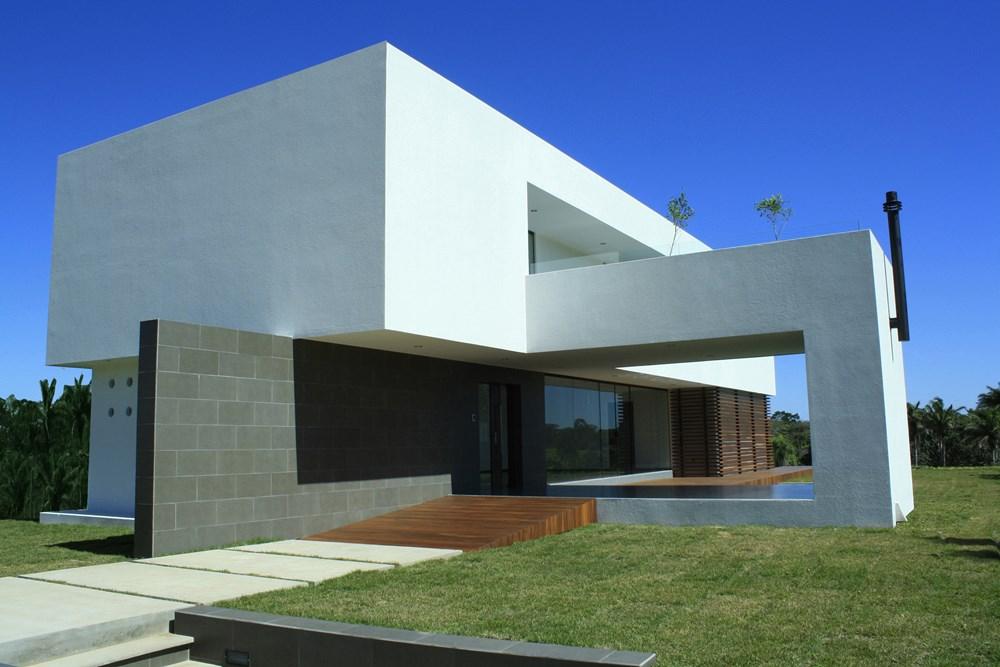 Casa Colina by Ricardo Ruiz 01