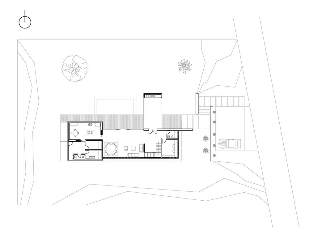 Casa Colina by Ricardo Ruiz 09