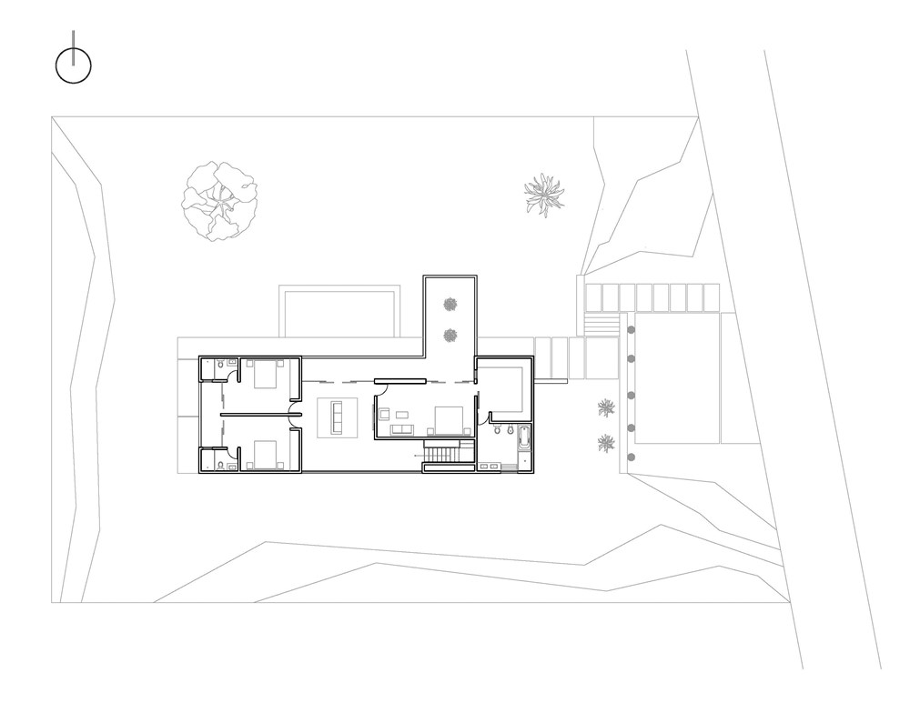 Casa Colina by Ricardo Ruiz 10