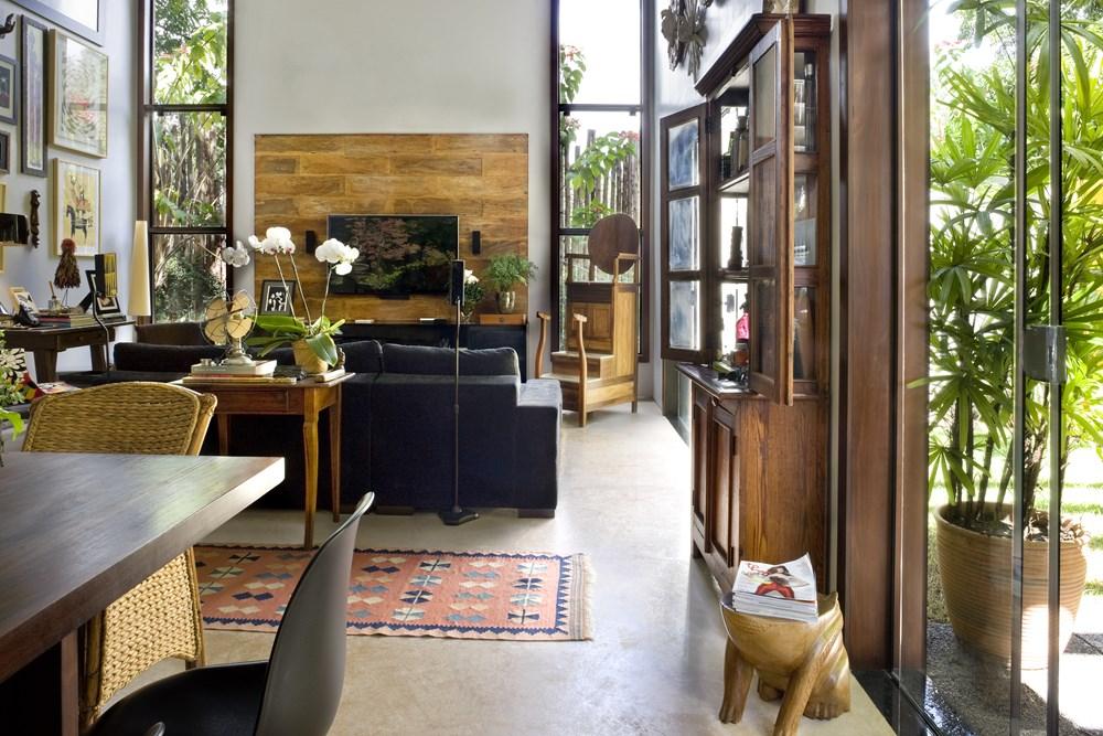 Cobogó House by Ney Lima Architect 02