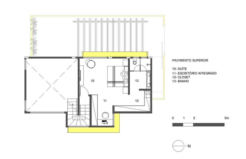 Cobogó House by Ney Lima Architect 15