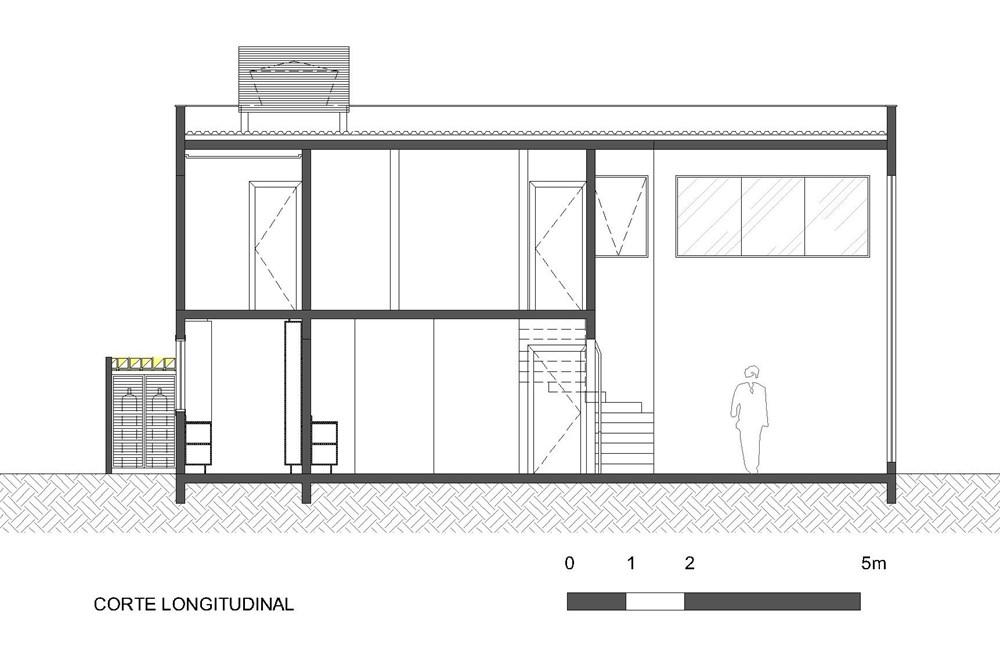 Cobogó House by Ney Lima Architect 16