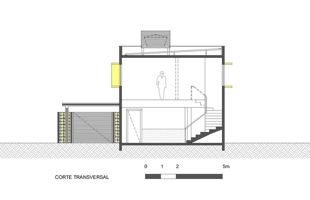 Cobogó House by Ney Lima Architect 17