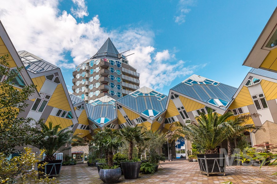 Cube houses in Rotterdam by MaxShutterSpeed 02
