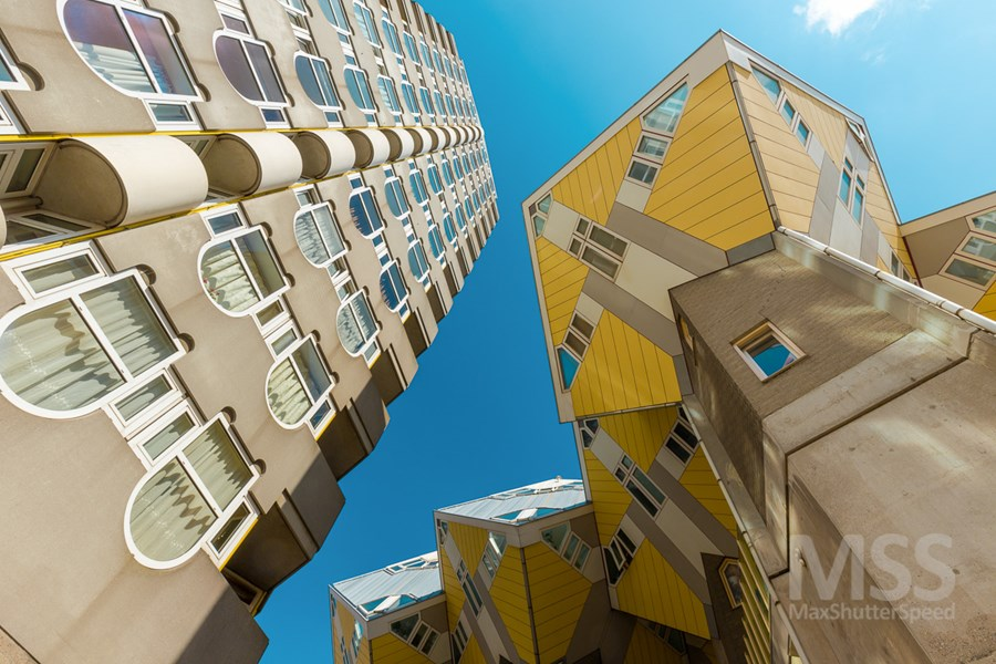 Cube houses in Rotterdam by MaxShutterSpeed 03