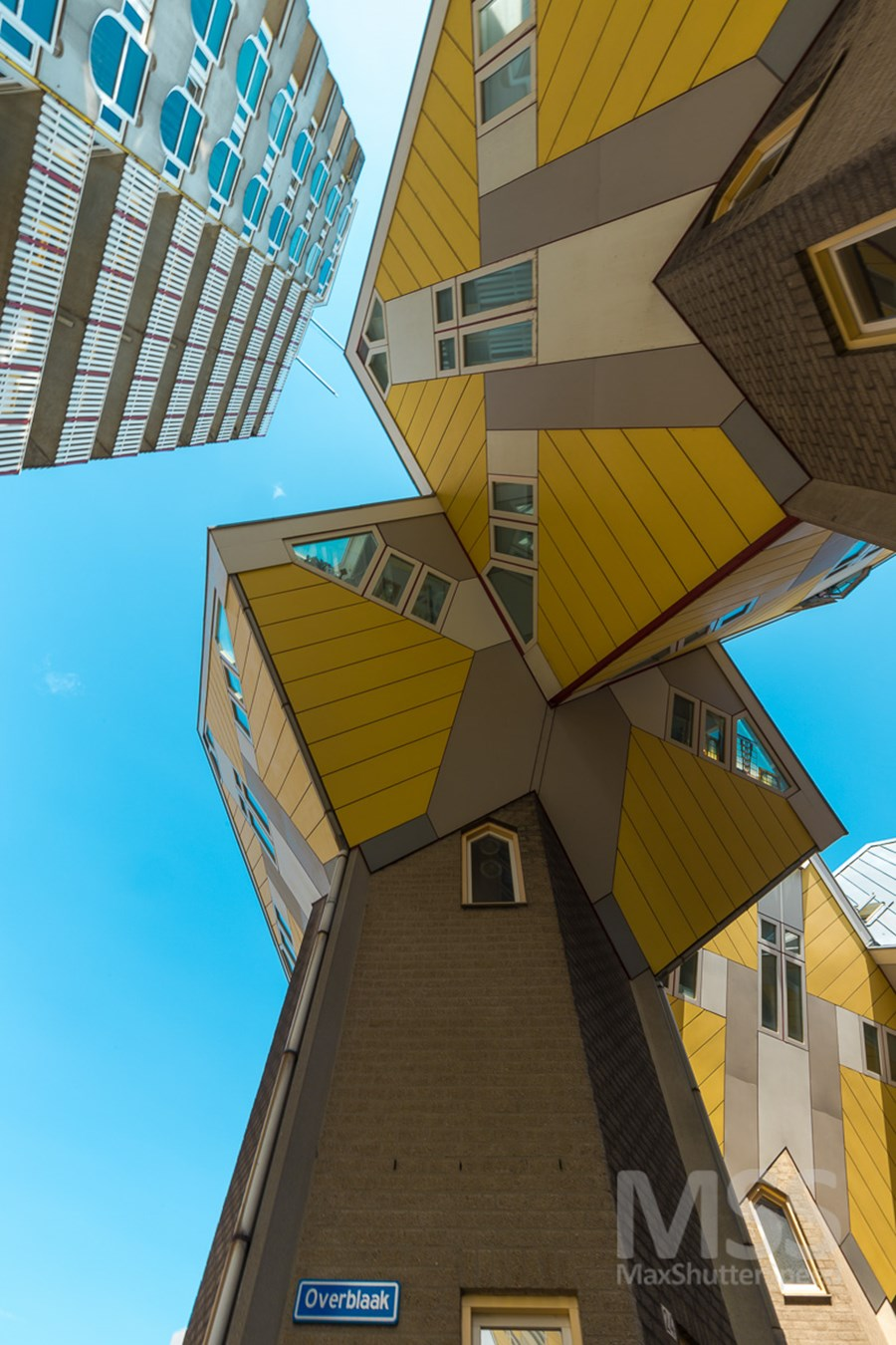 Cube houses in Rotterdam by MaxShutterSpeed 04