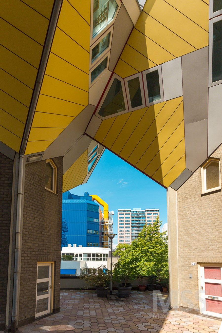Cube houses in Rotterdam by MaxShutterSpeed 05