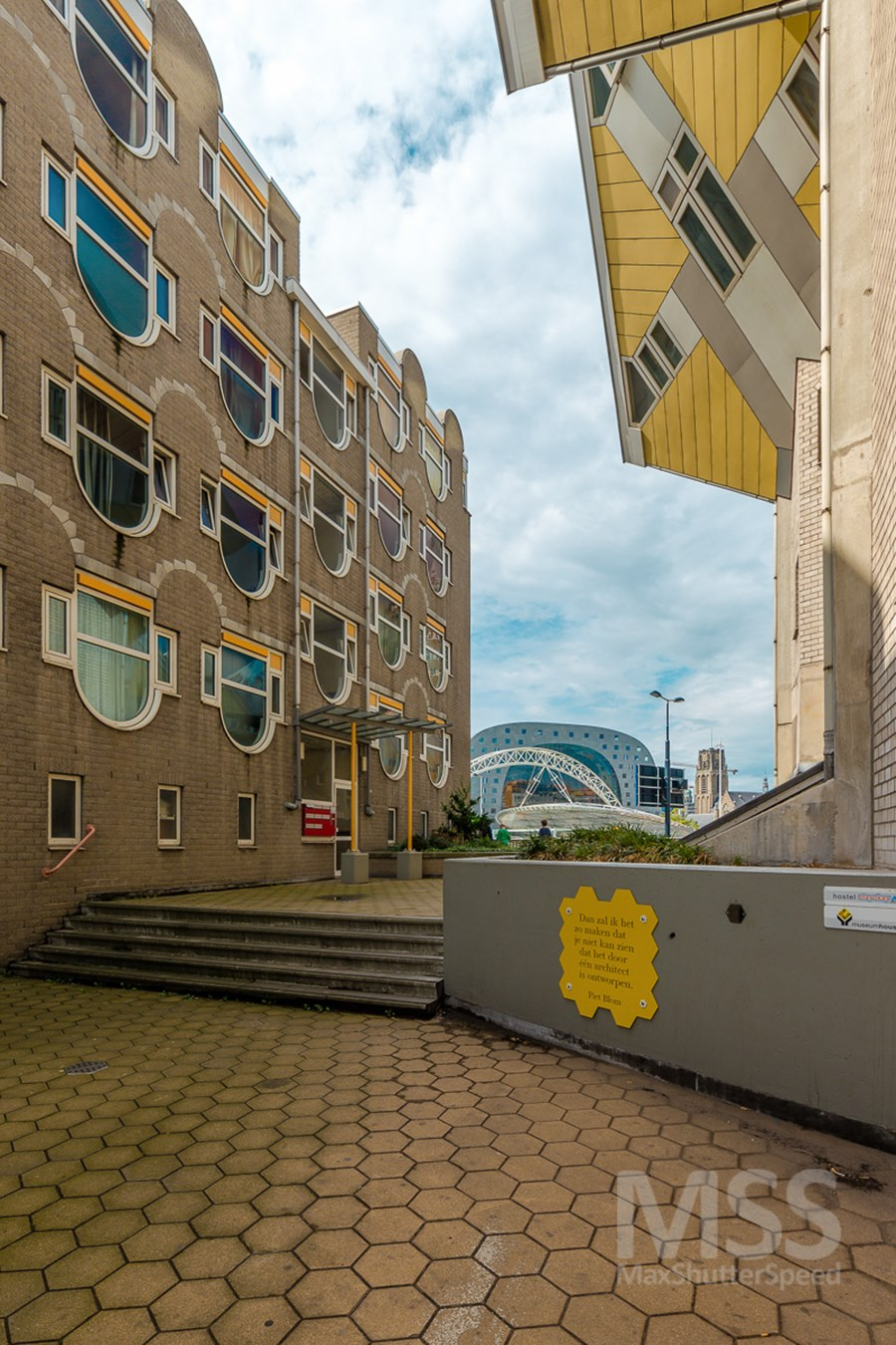 Cube houses in Rotterdam by MaxShutterSpeed 15