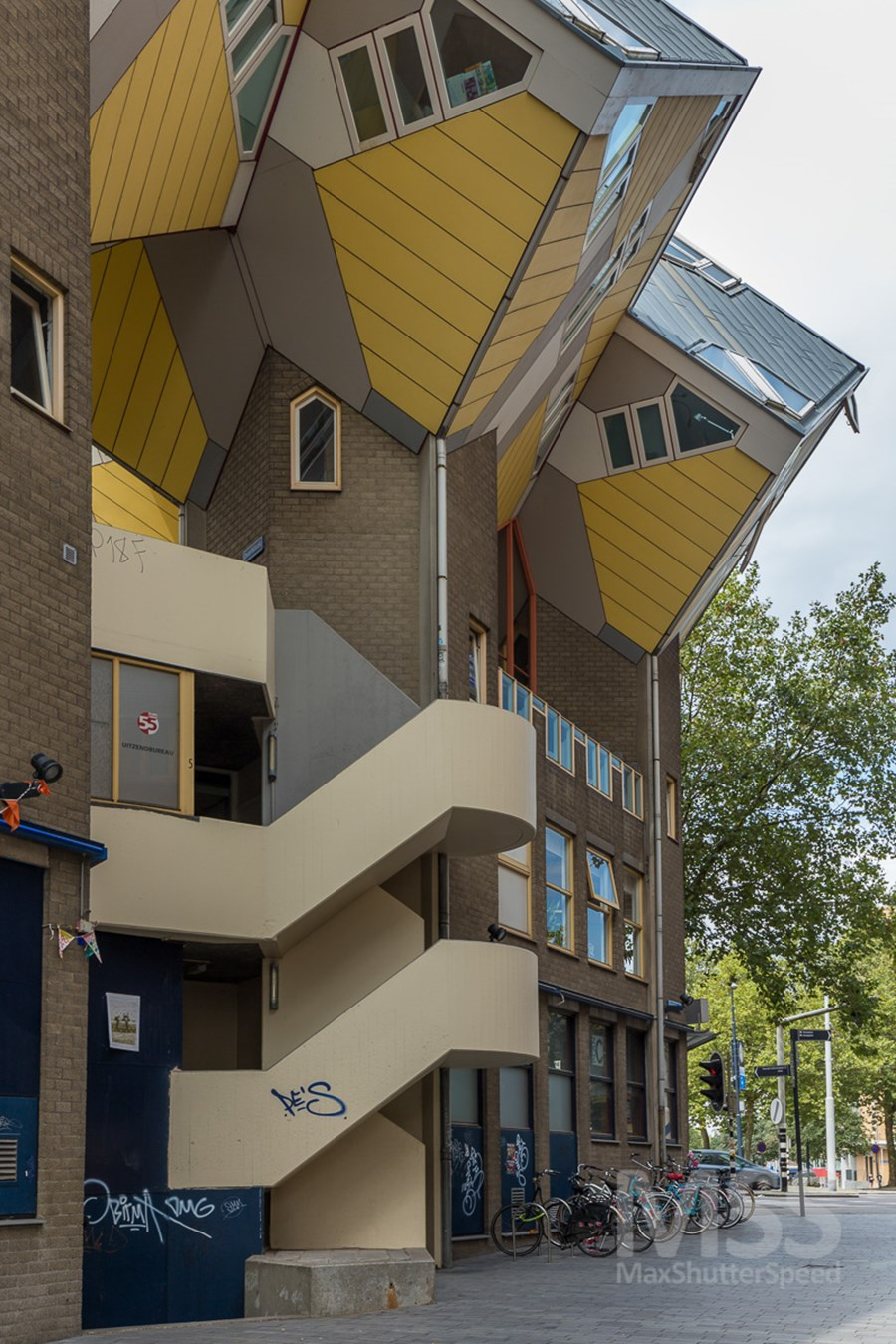 Cube houses in Rotterdam by MaxShutterSpeed 16