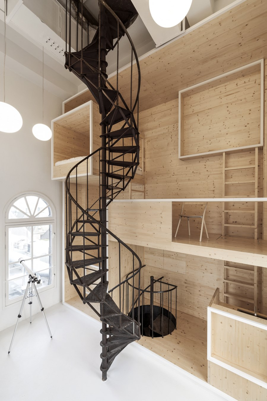 Culture 01 by i29 interior architects