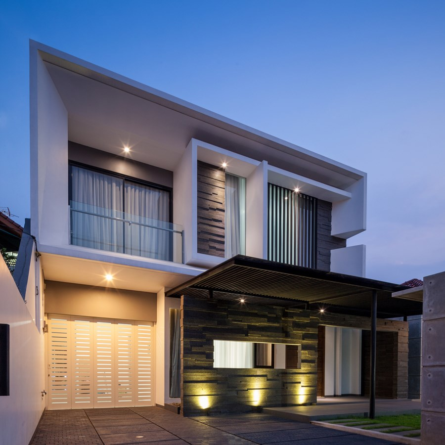 D+S House by DP+HS architects 19