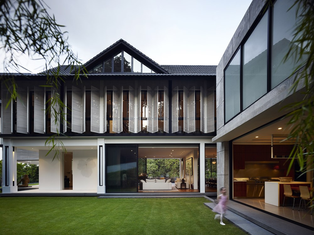 DW-House by ONG&ONG 01