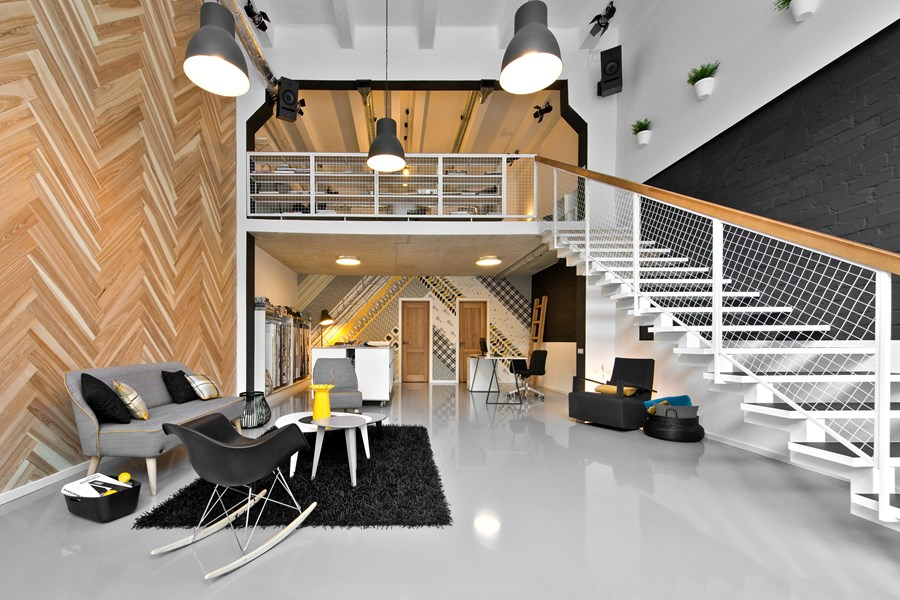 Dekorama loft by In Arch 01