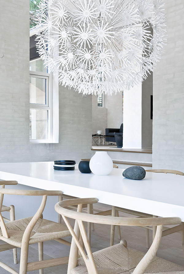 Fredensborg House By Norm Architects 05, Dining Room Lighting Ikea