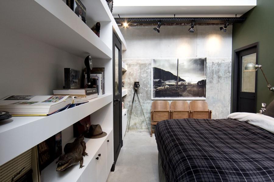Garage loft by BRICKS 17