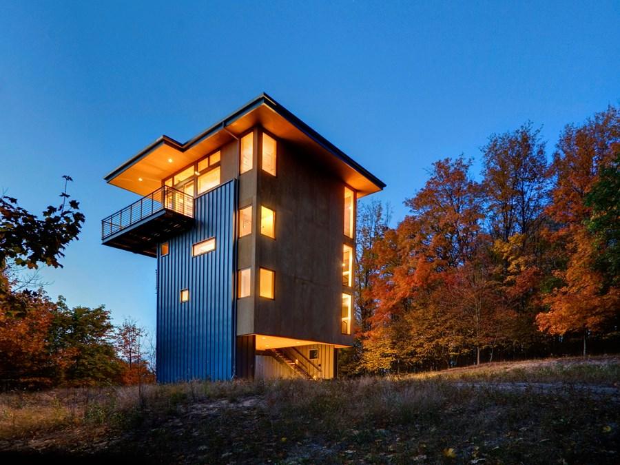 Glen Lake Tower by Balance Associates 01